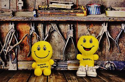 Waar worden we gelukkig van op het werk?