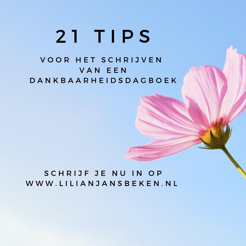 21 tips | Lilian Jans-Beken